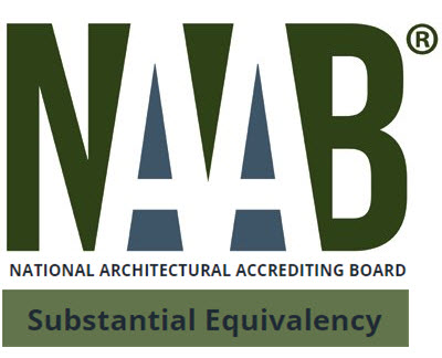 NAAB Substantial Equivalency